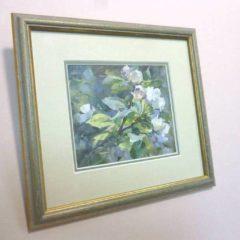 Косенко В.В. »Груша цветёт», картм, в оф.19х20