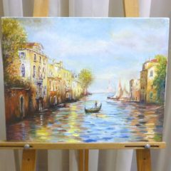 А.Берекет «Венеция», х/м, 35х45