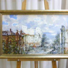 Косенко В.В. «Владивосток», х/м, 39х65