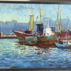 Джура «Морская» 32х42