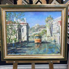 Кайдалов, Трамвай на Светланской 50х55