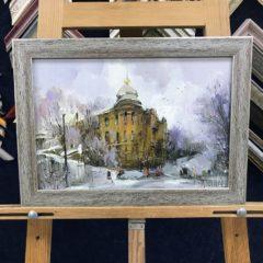 "Косенко ""Горный институт"" 27х37"